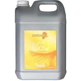 Anios'R Sun Way. Bidon de 5l avec pompe de 20 ml. 1x5 l