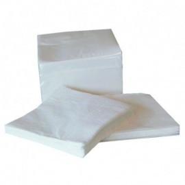 Serviettes (40x40 cm) le carton de 2000 serviettes