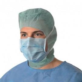 Masque de chirurgie - 2 attaches élastiques - boîte de 50 pièces