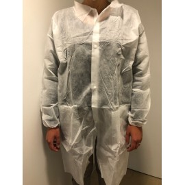 Blouses blanches manches longues Taille XXL