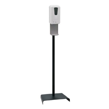 Totem sur pied avec distributeur électronique à remplissage