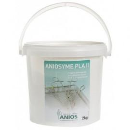 Aniosyme PLA II. Seaux de 2 kg. 4x2 kg