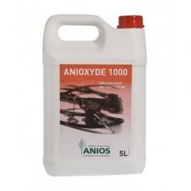 Anioxyde 1000. Bidon de 5l avec activateur intégré. 4x5 l