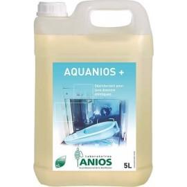 Aquanios + Bidon de 5l avec pompe de 20 ml. 4x5 l